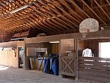 Prairiewood Barn Interior, Before